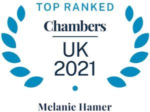Melanie Hamer - Chambers & Partners