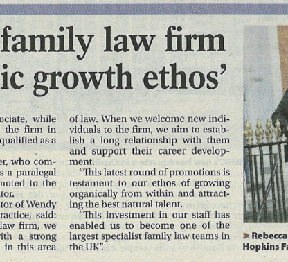 Family Law Firm of the Year